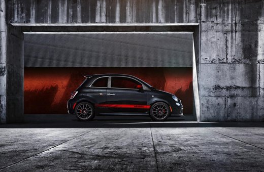 Fiat 500 Abarth spot tv per il Superbowl 2012 - Foto 3 di 37