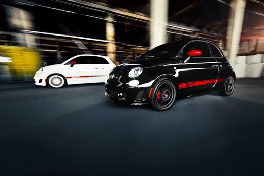 Fiat 500 Abarth spot tv per il Superbowl 2012 - Foto 6 di 37