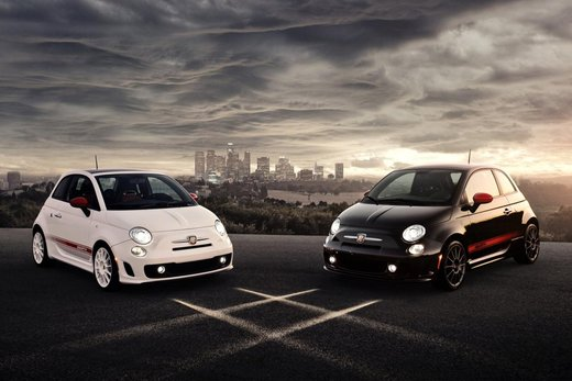 Fiat 500 Abarth spot tv per il Superbowl 2012 - Foto 10 di 37