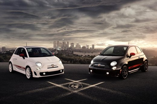 Fiat 500 Abarth spot tv per il Superbowl 2012 - Foto 11 di 37