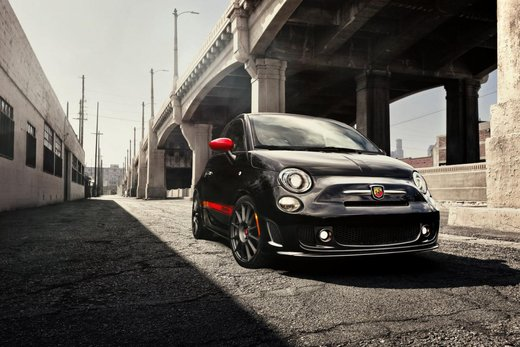 Fiat 500 Abarth spot tv per il Superbowl 2012 - Foto 13 di 37