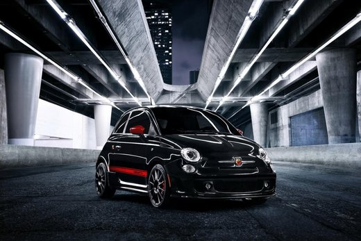 Fiat 500 Abarth spot tv per il Superbowl 2012 - Foto 14 di 37
