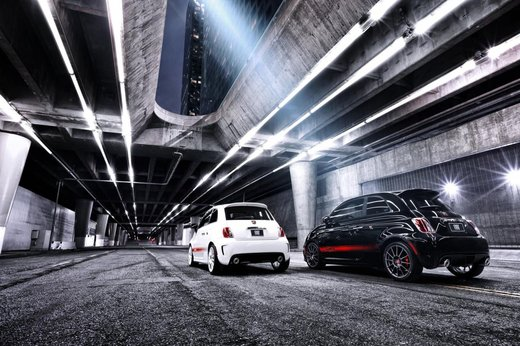 Fiat 500 Abarth spot tv per il Superbowl 2012 - Foto 15 di 37