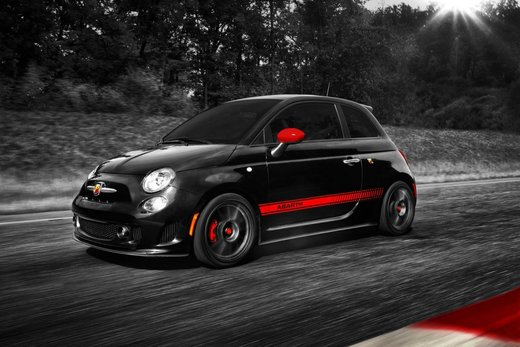 Fiat 500 Abarth spot tv per il Superbowl 2012 - Foto 20 di 37
