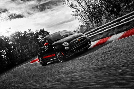 Fiat 500 Abarth spot tv per il Superbowl 2012 - Foto 21 di 37