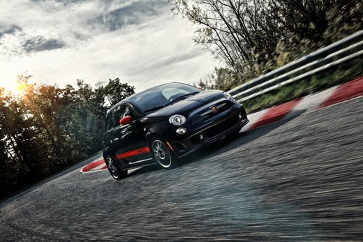 Fiat 500 Abarth spot tv per il Superbowl 2012 - Foto 22 di 37