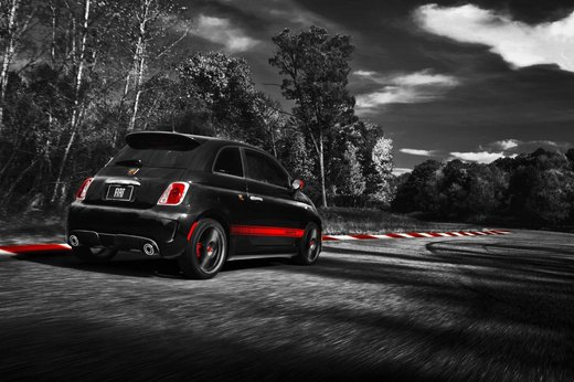 Fiat 500 Abarth spot tv per il Superbowl 2012 - Foto 24 di 37