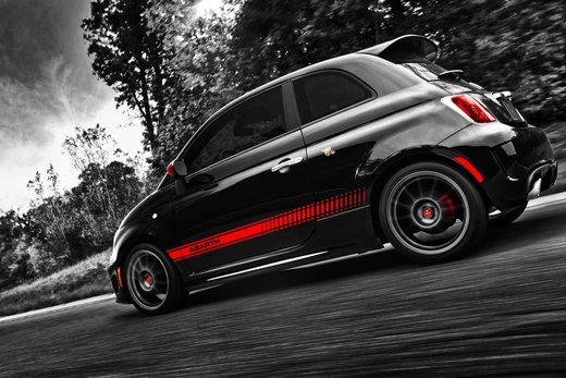 Fiat 500 Abarth spot tv per il Superbowl 2012 - Foto 25 di 37