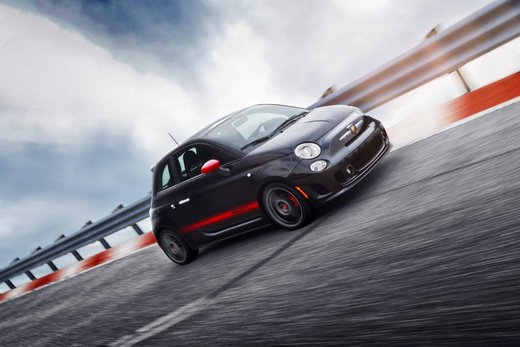 Fiat 500 Abarth spot tv per il Superbowl 2012 - Foto 26 di 37