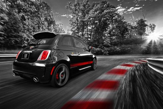 Fiat 500 Abarth spot tv per il Superbowl 2012 - Foto 27 di 37