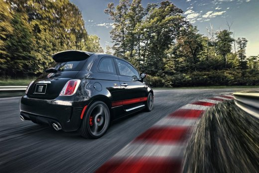Fiat 500 Abarth spot tv per il Superbowl 2012 - Foto 28 di 37