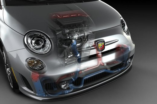 Fiat 500 Abarth spot tv per il Superbowl 2012 - Foto 30 di 37