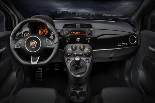 Fiat 500 Abarth spot tv per il Superbowl 2012 - Foto 23 di 37