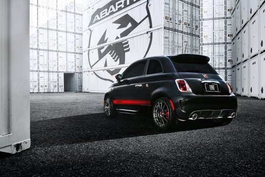 Fiat 500 Abarth spot tv per il Superbowl 2012 - Foto 36 di 37