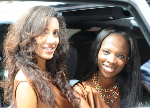 Tutte le ragazze del Salone di Los Angeles 2011 - Foto 4 di 20