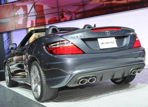 Mercedes SLK55 AMG - Foto 2 di 21