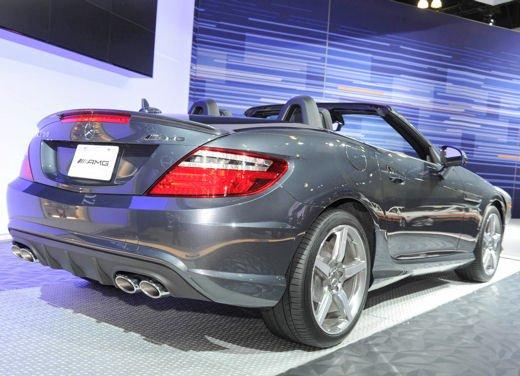Mercedes SLK55 AMG - Foto 3 di 21