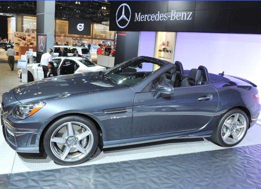 Mercedes SLK55 AMG - Foto 1 di 21