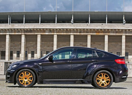 BMW X6 Bruiser by CLP Automotive