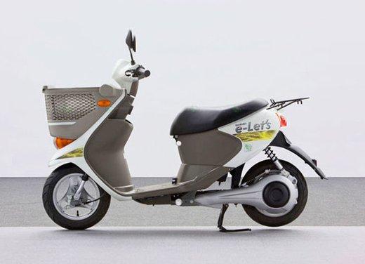 Suzuki e-Let's in commercio in Giappone - Foto 9 di 12