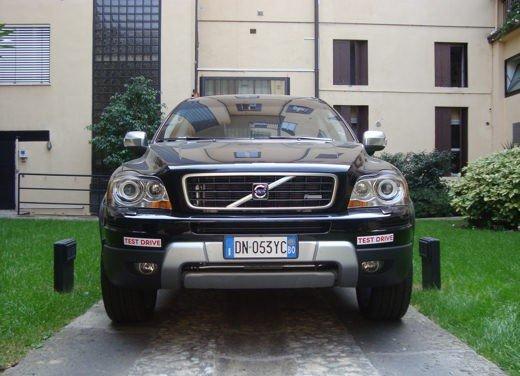Nuova Volvo XC90, teaser ufficiali per la lussuosa SUV in arrivo nel 2014 - Foto 13 di 16