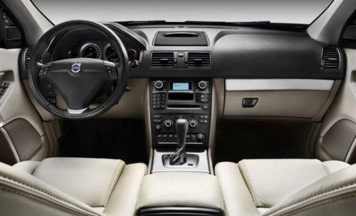 Nuova Volvo XC90, teaser ufficiali per la lussuosa SUV in arrivo nel 2014 - Foto 10 di 16