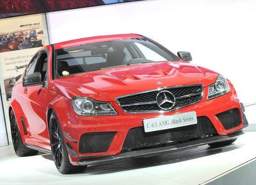 Mercedes C63 AMG Coup