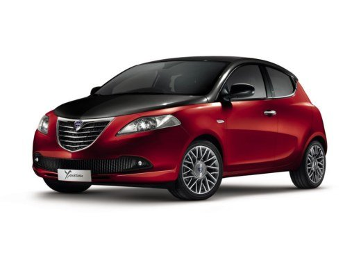 Lancia Ypsilon Black&Red - Foto 7 di 46
