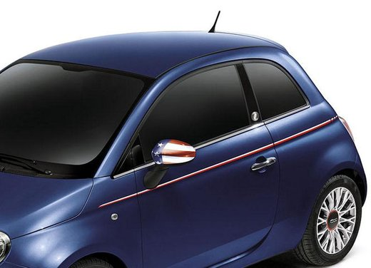 Fiat 500 Nation Limited Edition - Foto 11 di 19