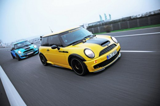 Mini John Cooper Works by CoverEFX - Foto 2 di 10