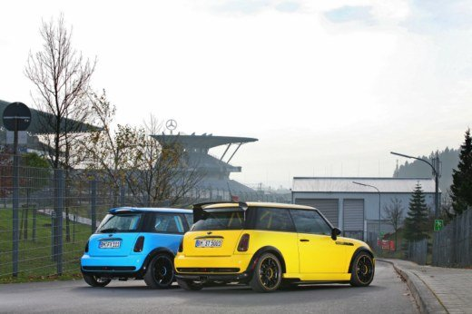 Mini John Cooper Works by CoverEFX - Foto 4 di 10