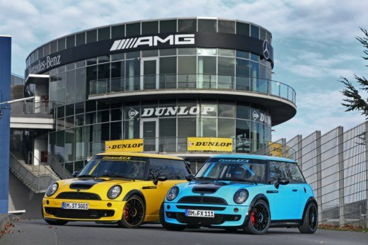 Mini John Cooper Works by CoverEFX - Foto 5 di 10