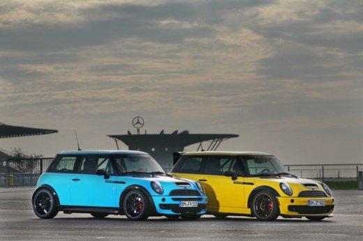 Mini John Cooper Works by CoverEFX - Foto 7 di 10