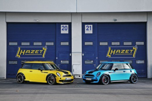 Mini John Cooper Works by CoverEFX - Foto 8 di 10