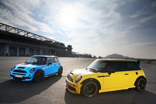 Mini John Cooper Works by CoverEFX - Foto 9 di 10