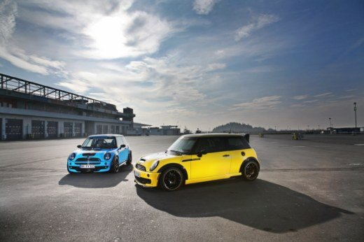 Mini John Cooper Works by CoverEFX - Foto 10 di 10