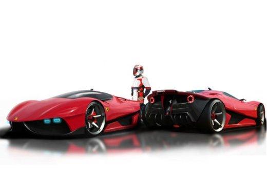 Ferrari Club per i Collezionisti che possiedono più di 5 Ferrari - Foto 10 di 17