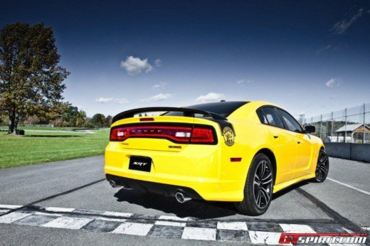 Dodge Charger SRT8 Super Bee - Foto 3 di 16