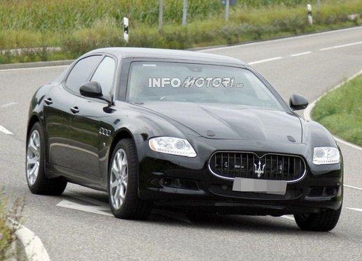 Nuova Maserati Quattroporte - Foto 3 di 16
