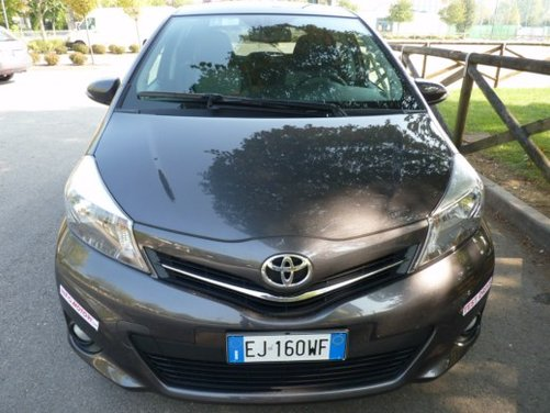 Nuova Toyota Yaris Test Drive - Foto 17 di 33