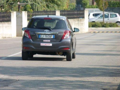 Nuova Toyota Yaris Test Drive - Foto 4 di 33
