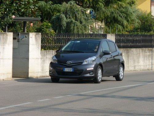 Nuova Toyota Yaris Test Drive - Foto 5 di 33