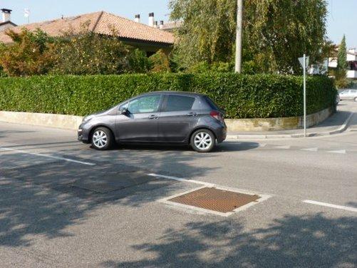 Nuova Toyota Yaris Test Drive - Foto 10 di 33