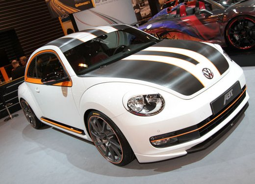 Volkswagen Beetle by ABT, pacchetto tuning per carrozzeria e motore