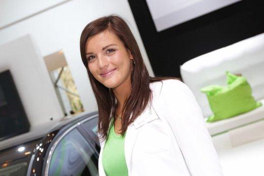 Tutte le più belle ragazze del Salone di Essen 2011 - Foto 13 di 25
