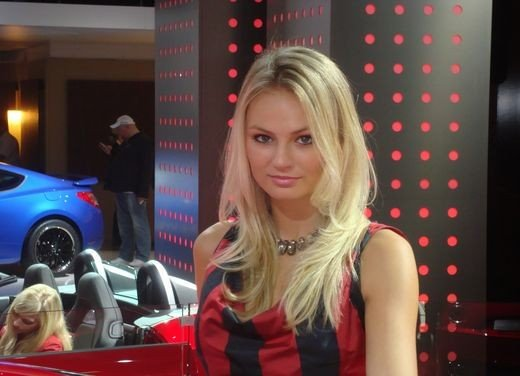 Tutte le più belle ragazze del Salone di Essen 2011 - Foto 6 di 25