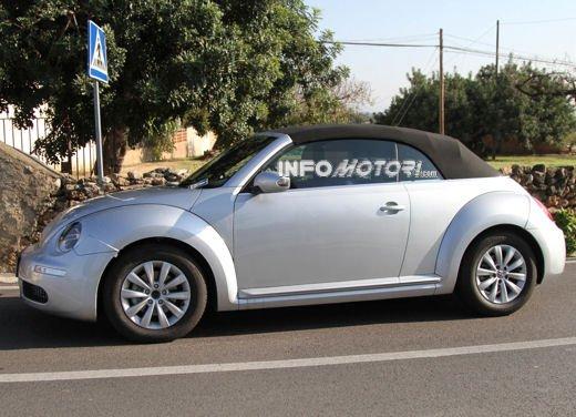Volkswagen Maggiolino Cabrio: un concept al Salone di Pechino