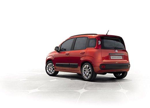 Gli interni della Nuova Fiat Panda, foto e dettagli - Foto 21 di 21