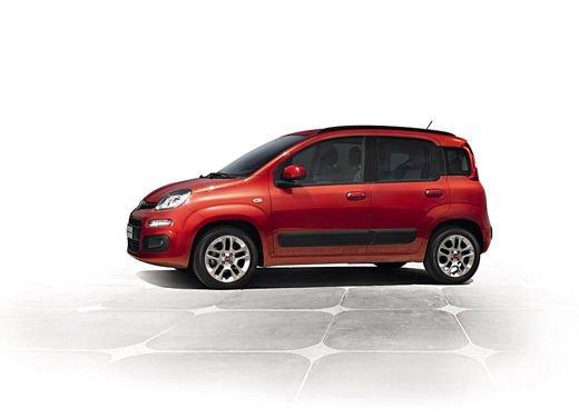Gli interni della Nuova Fiat Panda, foto e dettagli - Foto 20 di 21