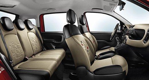 Gli interni della Nuova Fiat Panda, foto e dettagli - Foto 5 di 21